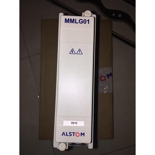 ALSTOM MMLG01 TEST BLOCK Relay and Electrical Kontaktor
