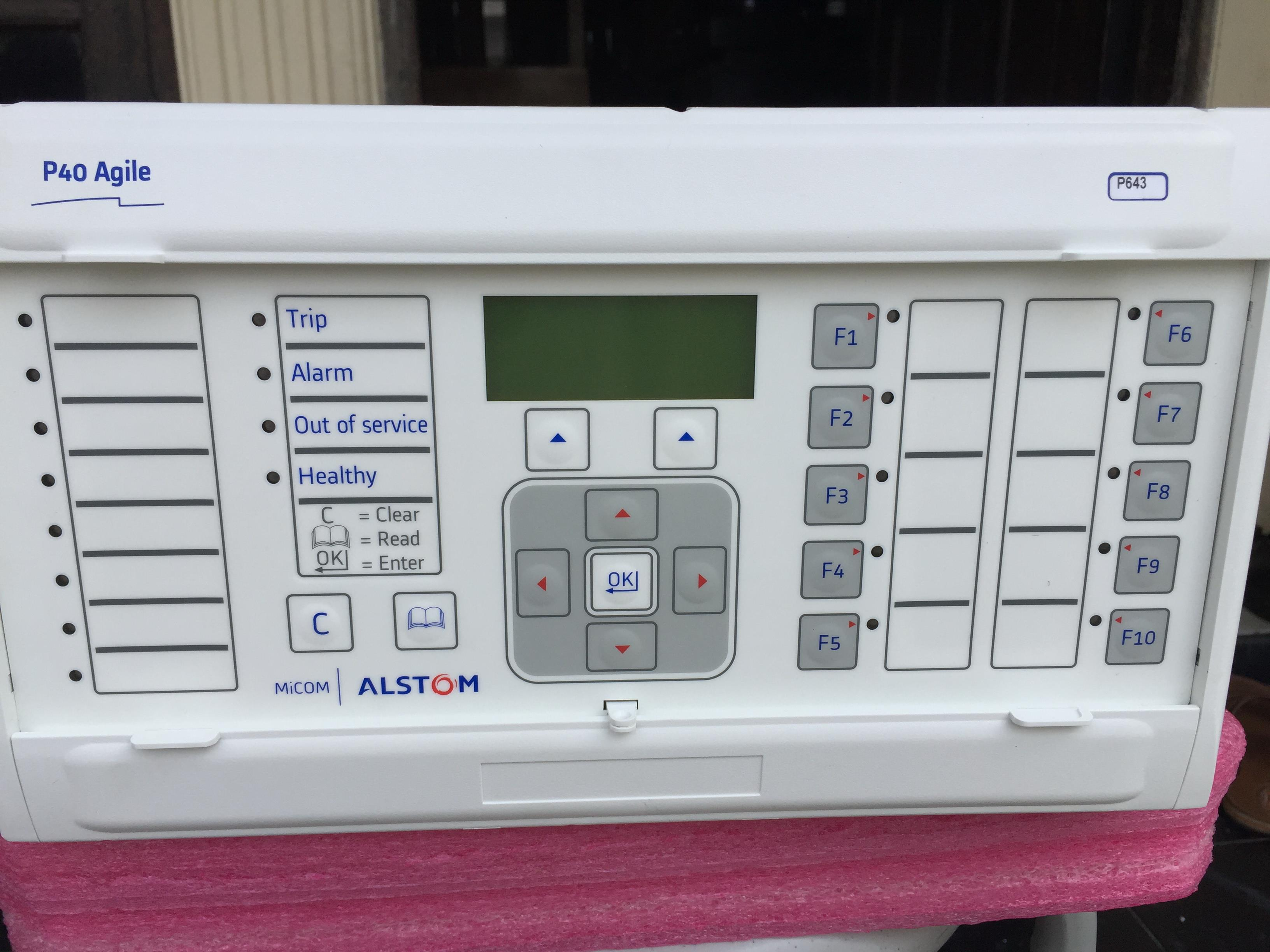 Sell MICOM ALSTOM P TRANSFORMER PROTECTION Relays And RELAY - Alstom electromagnetic relay catalogue