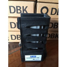 DBK BLIZZARD 50H 40W Enclosure Heater Aksesoris Li