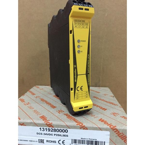 WEIDMULLER SCS 24VDC P2SIL3ES