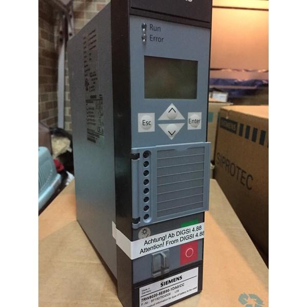 SIEMENS SIPROTEC 7RW8020-5EB90-1DA0/CC