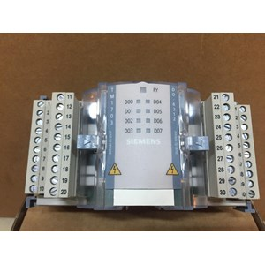 Dari SIEMENS DO-6212 BIN OUTPUT RELAY 6MF11130GC120AA0GG Modul PCB dan Papan Sirkuit 6