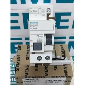 SIEMENS 5SM2 322-0 RC Unit 0 3A 2P 200-400VAC MCB / Circuit Breaker