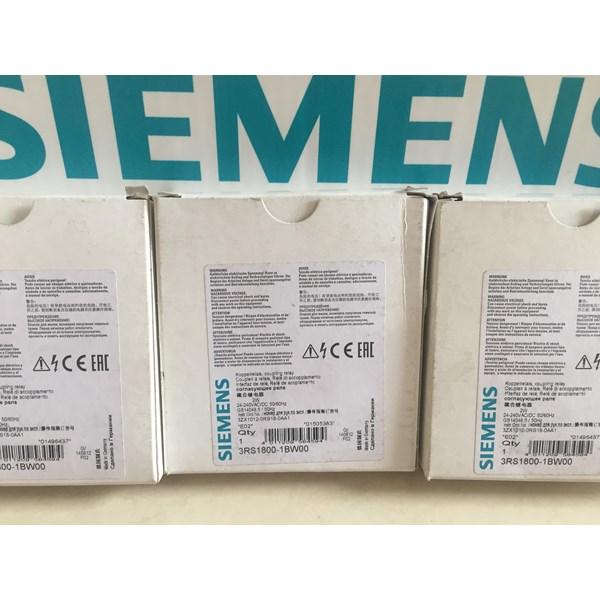 SIEMENS SIRIUS 3RS1800-1BW00 Coupling Relay                                        Relay dan Kontaktor Listrik