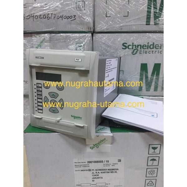 Schneider Micom P127