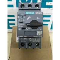 SIEMENS 3RV2011-1FA10 CIRCUIT BREAKER FOR MOTOR PROTECTION 1
