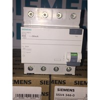 Distributor SIEMENS 5SV4346-0 63A 30MA RCCB  3