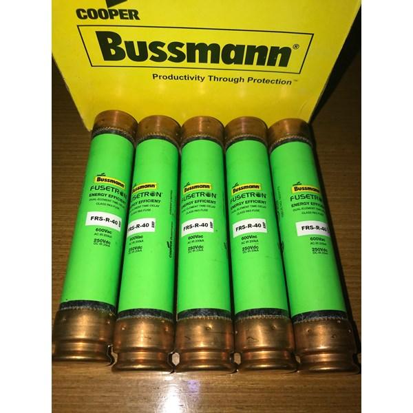 BUSSMANN FRS-R-40 FUSETRON