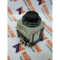 AGASTAT 702201 TIMING RELAY 6-60 MIN 24DC 1