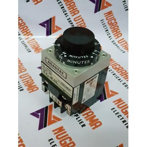AGASTAT TIMING RELAY 6-60 MIN 24DC