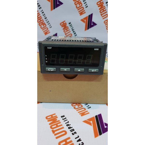 LUMEL N30P-100100E0 DIGITAL PANEL METER