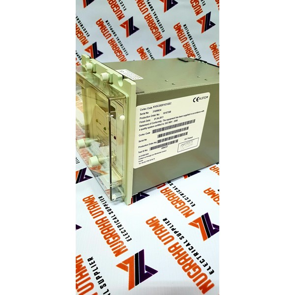 ALSTOM KVGC 2021V21GEC Voltage Regulating Control Relays