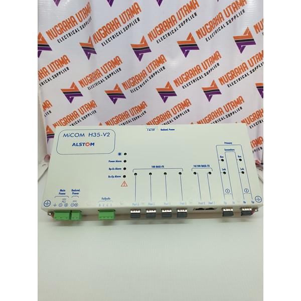 ETHERNET SWITCHES ALSTOM MICOM H35-V2