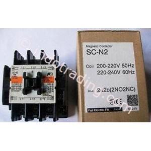 Dari contactor Fuji SC-N2 Contactor Relay dan Kontaktor Listrik 3