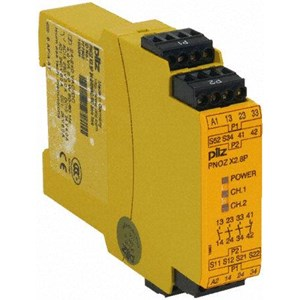 From Pnoz X3 Safety Relay 4