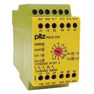 From Pnoz X3 Safety Relay 2