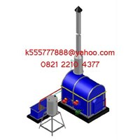 Jual Incinerator Kapasitas 15kg