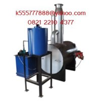 Jual Incinerator Single Burner