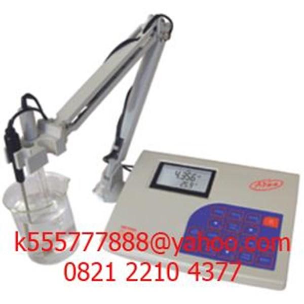 PH Meter Professional pH/ ORP/ Temp Bench Meter AD1000