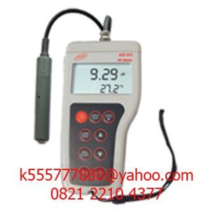 Portable E.C/TDS/ Temp Meter AD330