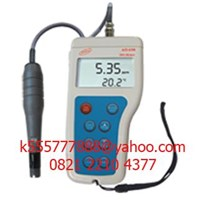 Jual Portable D.O Meter (Dissolved Oxygen) AD630