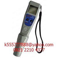 Pocket pH/Temperature Tester