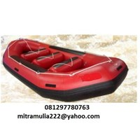 Perahu Karet Penanggulangan Bencana Banjir