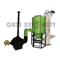 Vertical Dryer Kapasitas 3 Ton