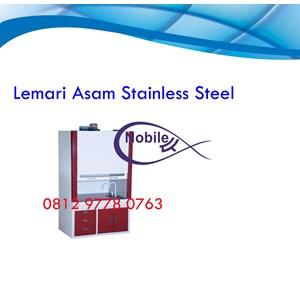 Lemari Asam Stainless Steel