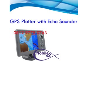 GPS Plotter with Echo Sounder