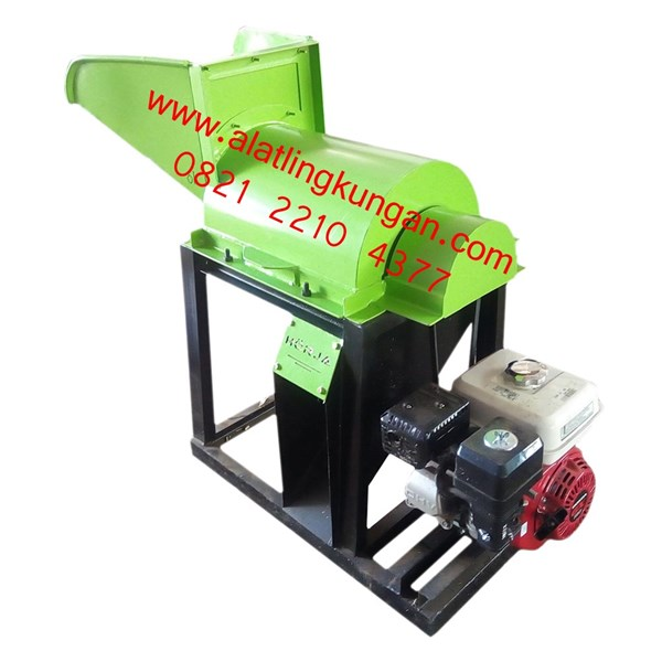 Mesin Pencacah Sampah Organik - Type EC01