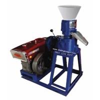 Mesin Pencetak Pellet Untuk Pakan - Kering Kap. 100 kg/jam