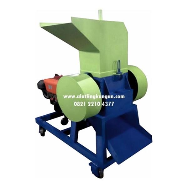 Mesin Pencacah Plastik Tipis - Kapasitas 200 Kg/Jam