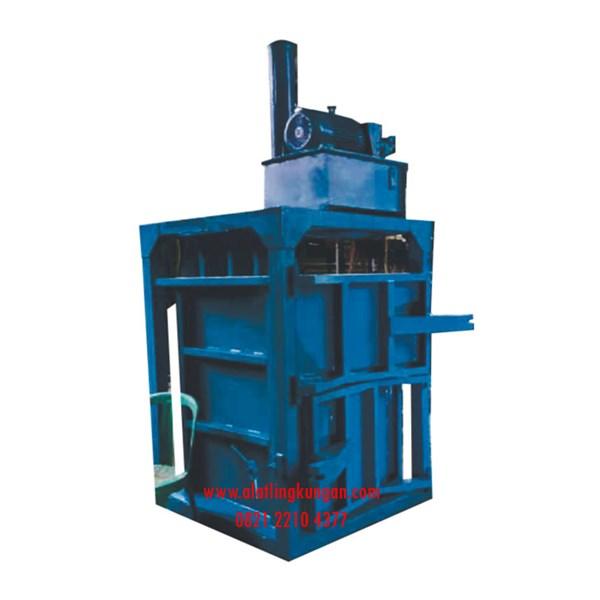 Mesin Press Sampah Plastik