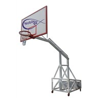 Portable Basketball Ring 1