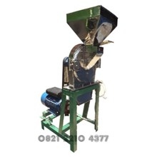 Disk Mill Stainless Steel Capacity 650 Kg/jam