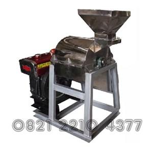 Dari Mesin Penepung Jagung (Hammer Mill) Material Stainless Steel 0