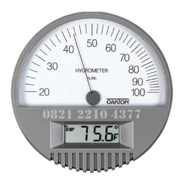 Thermohygrometer Analog