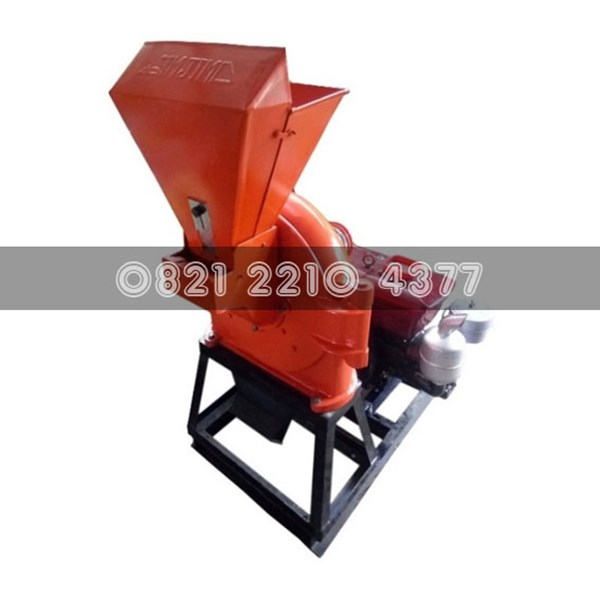 Mesin Penghancur Batubara Kapasitas 400-500 Kg/Jam