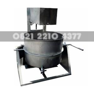 Dari Mesin Pemasak Lem Untuk Bricket Kapasitas 200 Kg/Batch 0