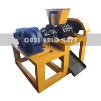 Mesin Pencetak Briket Batubara Jengkol