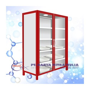 lemari bahan kimia