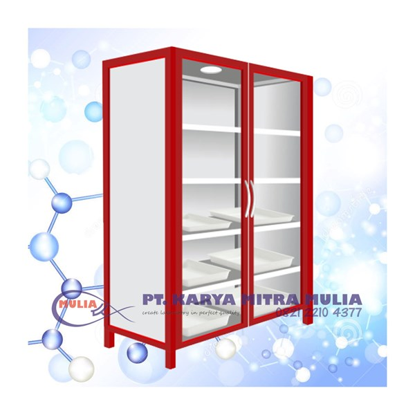 Steel Chemical Storage Cabinet