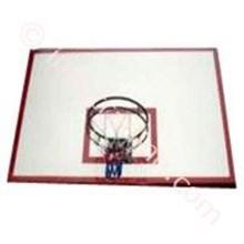 Papan Pantul Kayu Keras Ring Basket