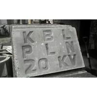 Jual Batu cetak bata pelindung