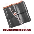 Genteng Milenio Double Interlocking 1