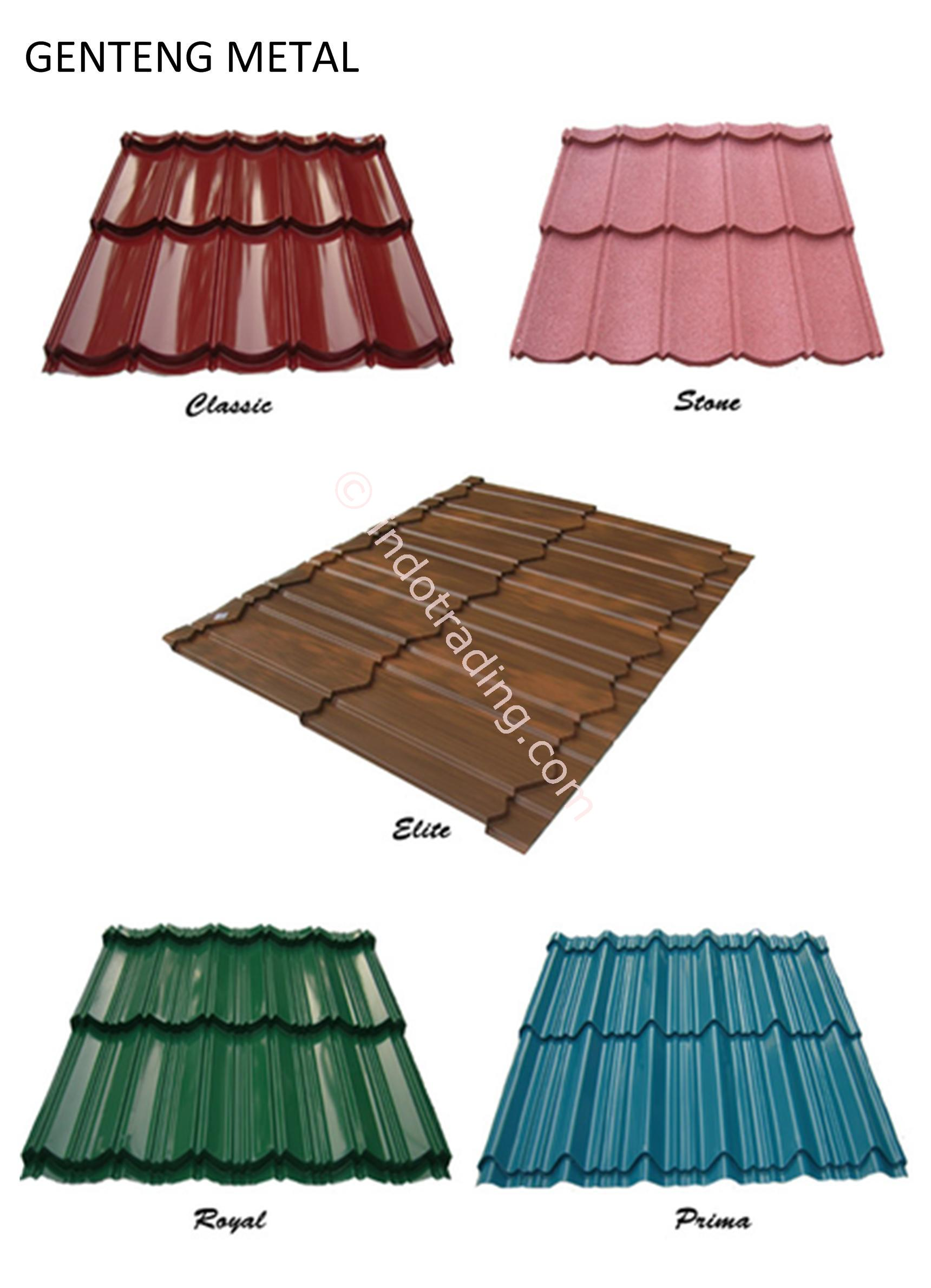Sell Metal Roof Colors From Indonesia By Toko Matra Atap