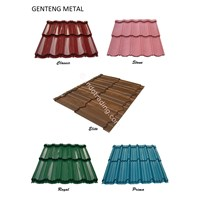 Genteng Metal Colors