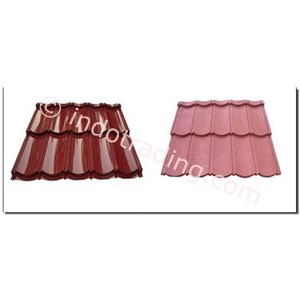 Red Metal Roof Maron