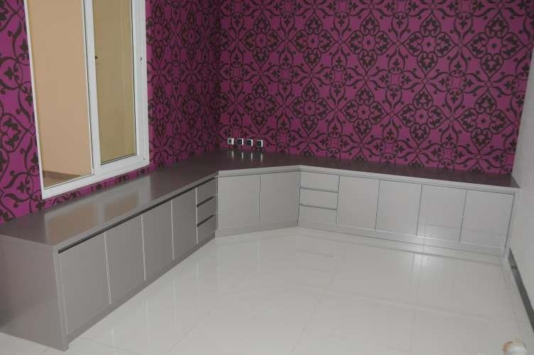 Jual aluminium composite panel kitchen set 1 harga murah for Jual kitchen set aluminium